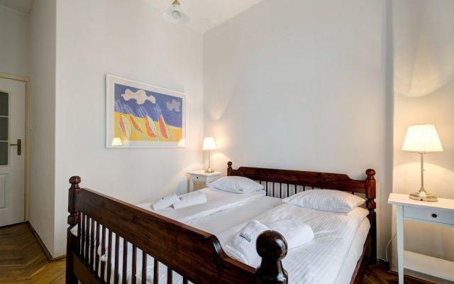 Апартаменты Dom & House - Apartment Fiszera Sopot Сопот комната для гостей