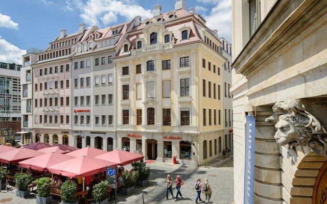 Отель Amedia Plaza Dresden Германия, Дрезден - 2 отзыва об отеле, цены и фото номеров - забронировать отель Amedia Plaza Dresden онлайн