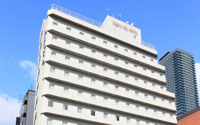 Kobe Sannomiya Tokyu REI Hotel Кобе вид на фасад