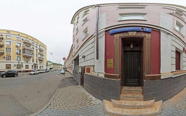 Гостиница Хитровка в Москве 14 отзывов об отеле, цены и фото номеров - забронировать гостиницу Хитровка онлайн Москва вид на фасад