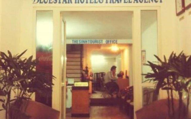 Отель Hanoi Blue Star Hostel Вьетнам, Ханой - отзывы, цены и фото номеров - забронировать отель Hanoi Blue Star Hostel онлайн вид на фасад
