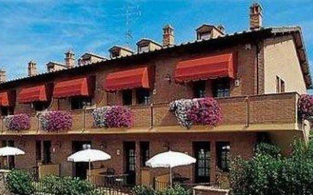Отель Casa Lari вид на фасад