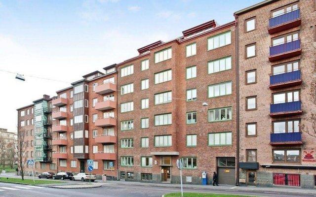 Апартаменты Apartments VR40 вид на фасад