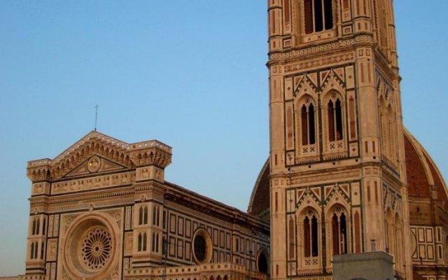 Отель B&B Residenza Giotto Италия, Флоренция - отзывы, цены и фото номеров - забронировать отель B&B Residenza Giotto онлайн вид на фасад