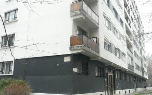 Отель Buda University 2-room Apartments Венгрия, Будапешт - отзывы, цены и фото номеров - забронировать отель Buda University 2-room Apartments онлайн вид на фасад
