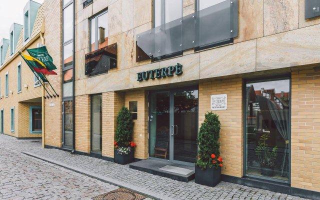 Отель Euterpe