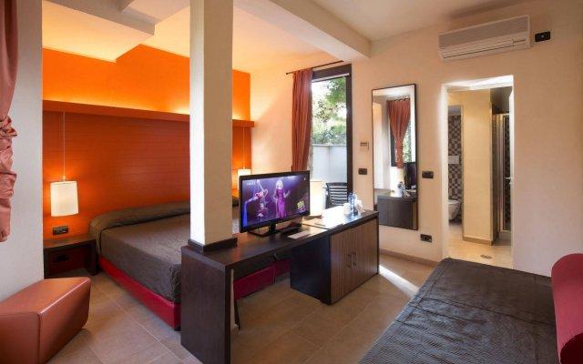 Отель VOI Floriana Resort Симери-Крики комната для гостей
