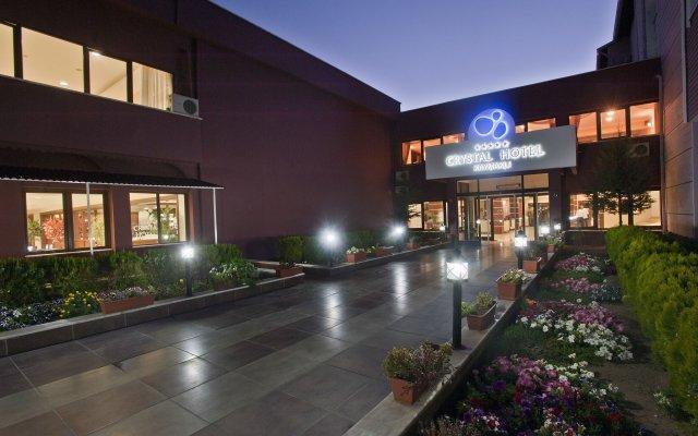 Crystal Kaymakli Hotel & Spa вид на фасад