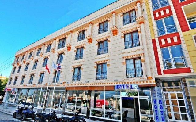 Igneada Parlak Resort Hotel Искендерун вид на фасад