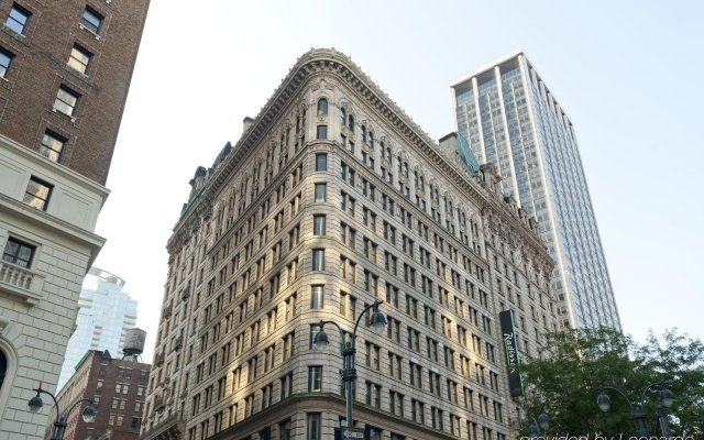 Отель Radisson Martinique on Broadway США, Нью-Йорк - отзывы, цены и фото номеров - забронировать отель Radisson Martinique on Broadway онлайн вид на фасад