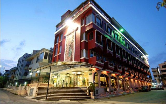 Bilem High Class Hotel Турция, Анталья - 2 отзыва об отеле, цены и фото номеров - забронировать отель Bilem High Class Hotel онлайн вид на фасад