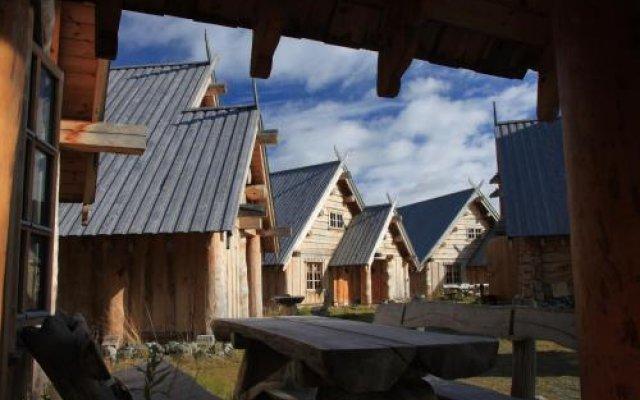 Viking Cabins MIT FabLab Solvik