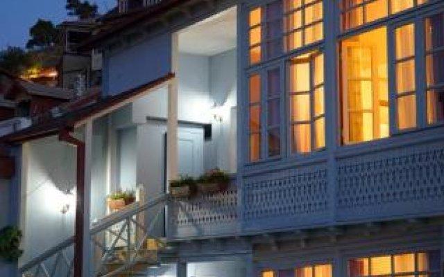 Отель Guest House Goari Грузия, Тбилиси - отзывы, цены и фото номеров - забронировать отель Guest House Goari онлайн вид на фасад