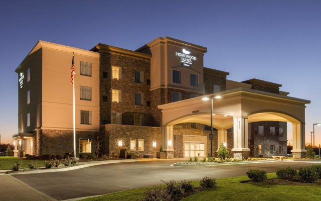 Отель Homewood Suites by Hilton Frederick вид на фасад