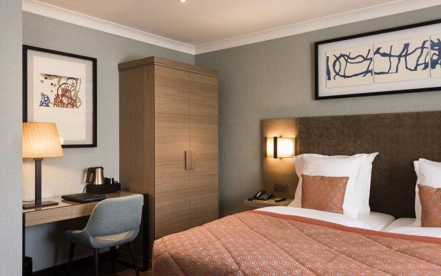 Отель Aragon Бельгия, Брюгге - отзывы, цены и фото номеров - забронировать отель Aragon онлайн комната для гостей