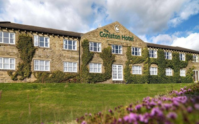 The Coniston Hotel and Country Estate вид на фасад