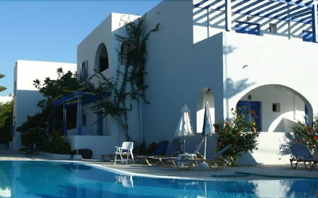 Отель Hippocampus Hotel Греция, Остров Санторини - отзывы, цены и фото номеров - забронировать отель Hippocampus Hotel онлайн вид на фасад