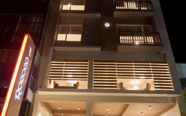 Отель Rococo Residence Шри-Ланка, Коломбо - отзывы, цены и фото номеров - забронировать отель Rococo Residence онлайн вид на фасад