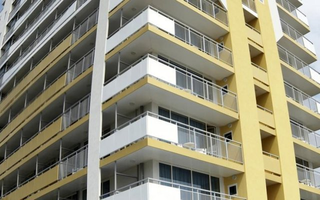 Bonita Hotel вид на фасад