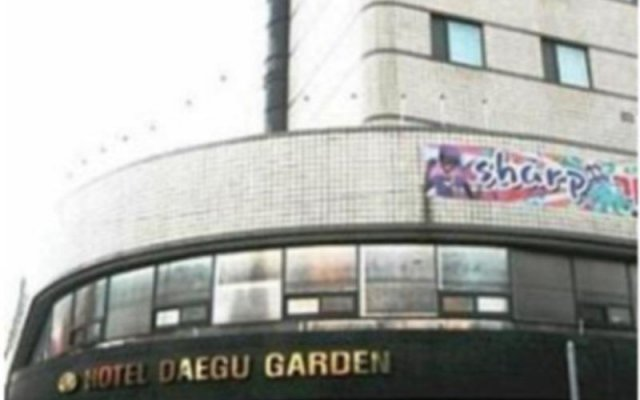 Hotel The Palace Daegu