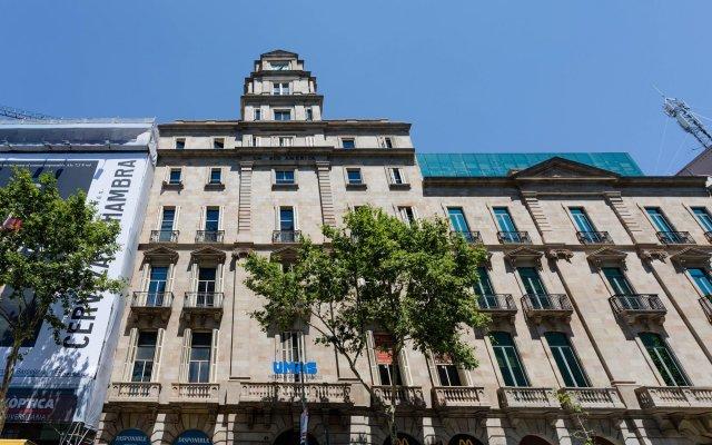 Апартаменты Barcelona Apartment For Rent The New City Centre Apart Барселона вид на фасад