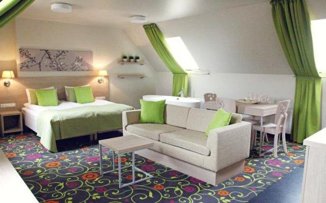 Отель City Hotels Rudninkai комната для гостей