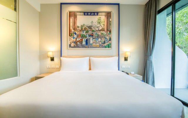 Отель Holiday Inn Express Krabi Ao Nang Beach Таиланд, Ао Нанг - отзывы, цены и фото номеров - забронировать отель Holiday Inn Express Krabi Ao Nang Beach онлайн комната для гостей