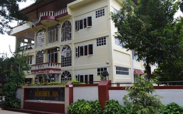 Отель Remember Inn Мьянма, Хехо - отзывы, цены и фото номеров - забронировать отель Remember Inn онлайн вид на фасад