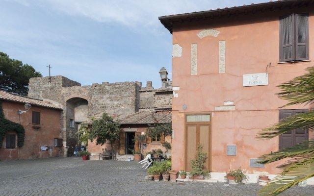 Отель Al civico 7 Италия, Остия-Антика - отзывы, цены и фото номеров - забронировать отель Al civico 7 онлайн вид на фасад