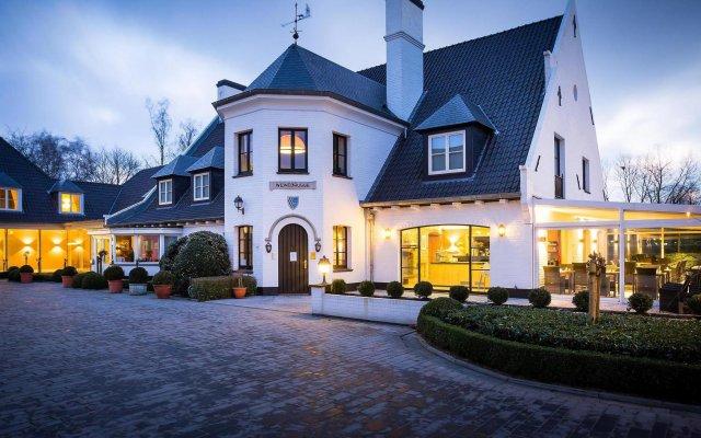 Отель Best Western Premier Hotel Weinebrugge Бельгия, Брюгге - 1 отзыв об отеле, цены и фото номеров - забронировать отель Best Western Premier Hotel Weinebrugge онлайн вид на фасад