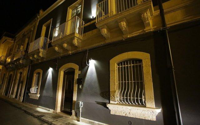 Апартаменты Agamennone Apartment Сиракуза вид на фасад