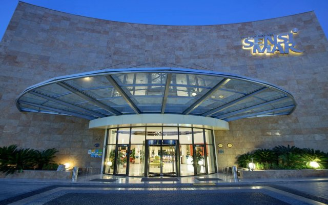 Отель Sensimar Side Resort & Spa – All Inclusive вид на фасад