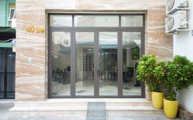 Отель TRIIP Orion 416 Apartment Вьетнам, Хошимин - отзывы, цены и фото номеров - забронировать отель TRIIP Orion 416 Apartment онлайн вид на фасад