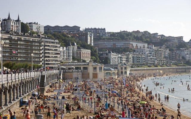 Отель Playa de La Concha 3 Apartment by FeelFree Rentals Испания, Сан-Себастьян - отзывы, цены и фото номеров - забронировать отель Playa de La Concha 3 Apartment by FeelFree Rentals онлайн