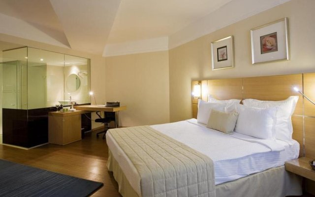 Anemon Afyon Spa Hotel & Convention Center Афьонкарахисар комната для гостей
