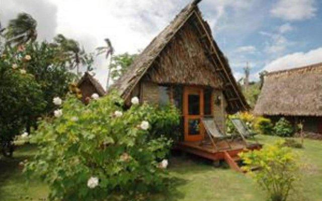Отель Mango Bay Resort вид на фасад