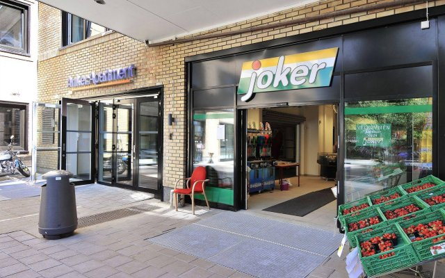Отель Anker Apartment Норвегия, Осло - 7 отзывов об отеле, цены и фото номеров - забронировать отель Anker Apartment онлайн вид на фасад