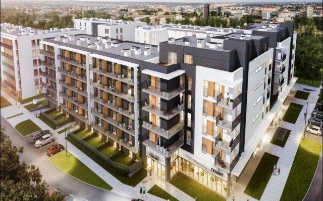 Апартаменты P&O Apartments Bakalarska вид на фасад