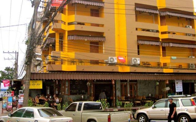 Отель Hometel Hotel Таиланд, Краби - отзывы, цены и фото номеров - забронировать отель Hometel Hotel онлайн вид на фасад