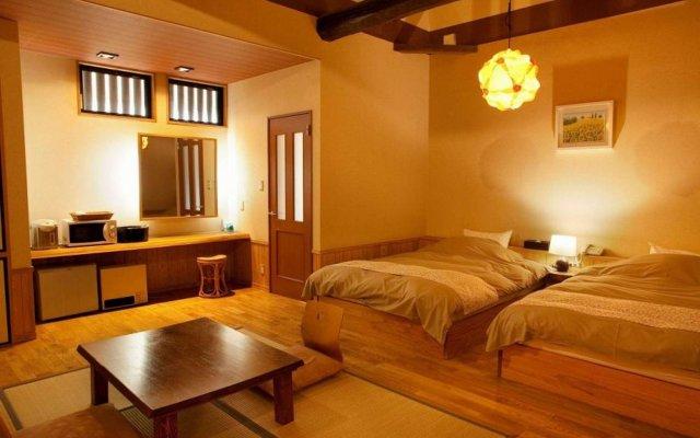 Отель Ryokan Iroha Беппу комната для гостей