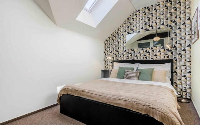 Апартаменты Apartment Charles Bridge комната для гостей