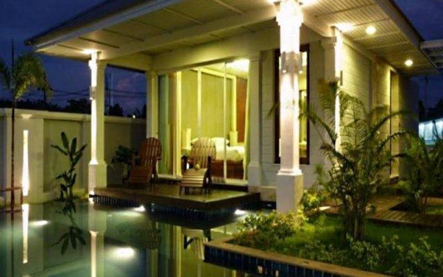 Отель Kanyara Villa by Seastone вид на фасад