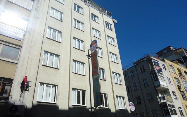 Ozkar Турция, Мерсин - отзывы, цены и фото номеров - забронировать отель Ozkar онлайн вид на фасад