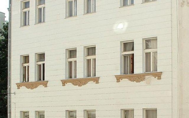 Hotel Kosicka вид на фасад