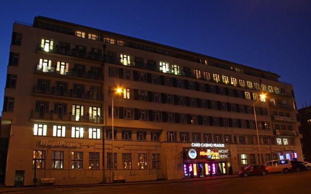 Akcent hotel вид на фасад