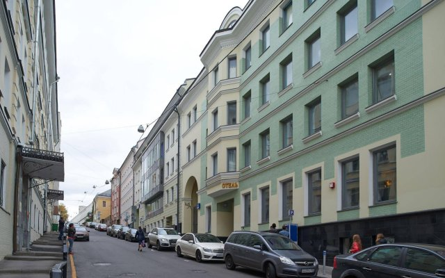 Гостиница Годунов вид на фасад