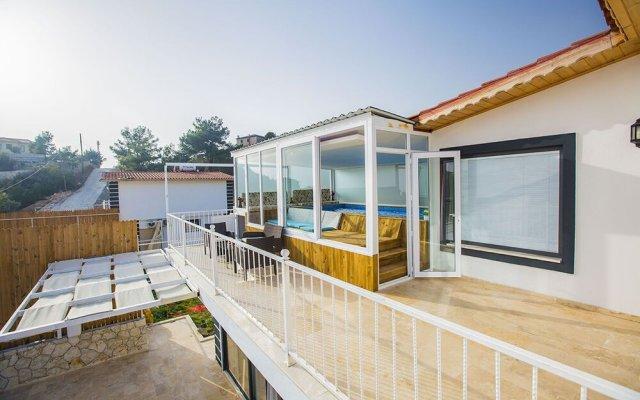 Villa Gok Турция, Калкан - отзывы, цены и фото номеров - забронировать отель Villa Gok онлайн