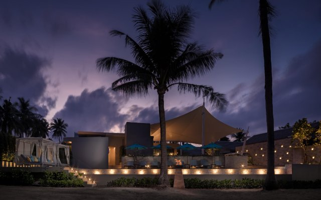 Отель Avani+ Samui Resort вид на фасад