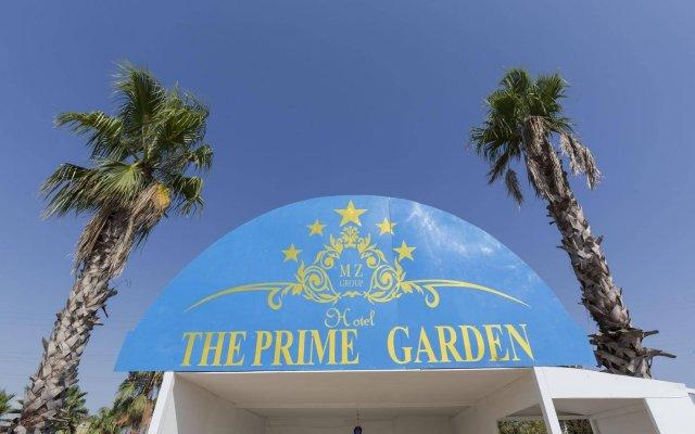 Отель The Prime Garden Otel вид на фасад