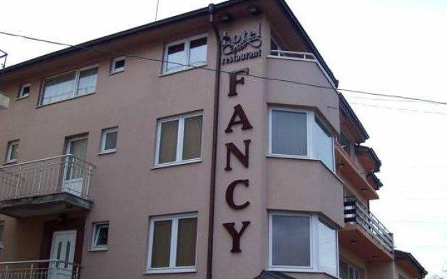 Family Hotel Fancy вид на фасад